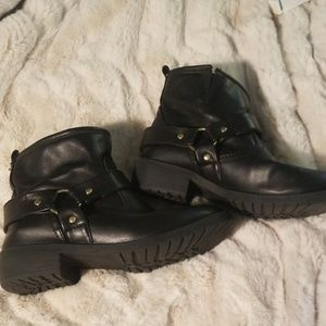 H&M Combat Style Boots